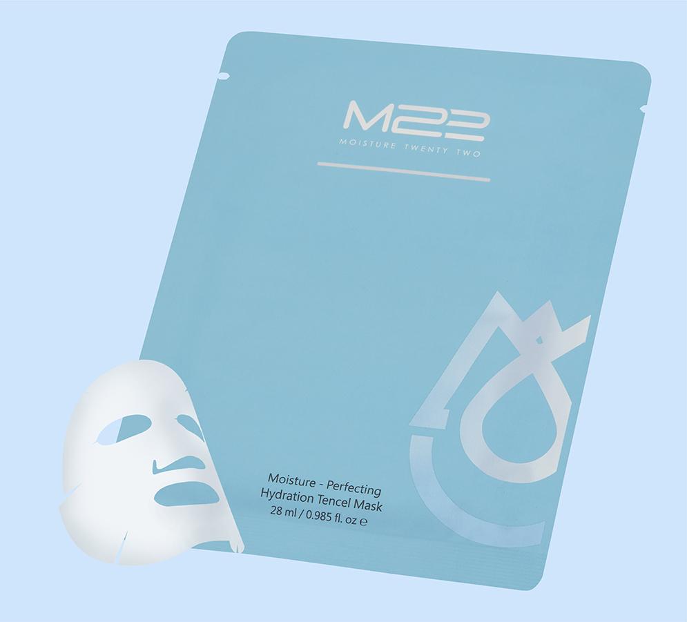 M22 RWD_保濕面膜系列